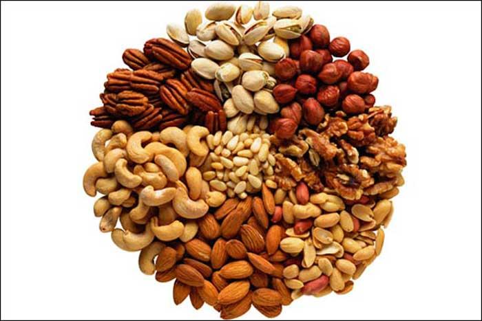 بهترین منابع غذایی ویتامین ای