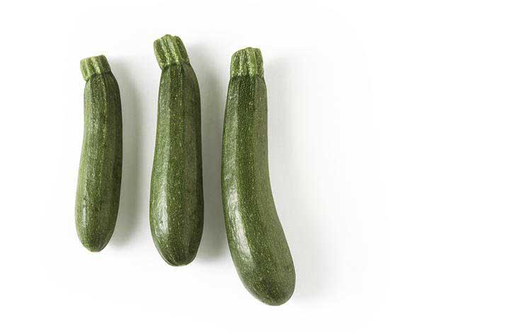 کدو سبز و نفخ شکم