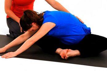 ورزش یوگا در دوران بارداری
