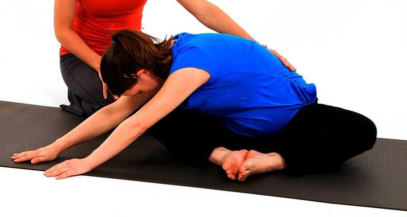 یوگای دوران بارداری - بهترین حرکات یوگا دوران حاملگی