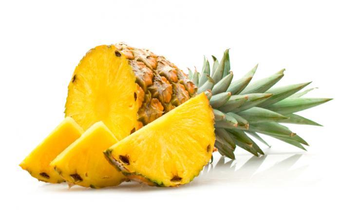 خواص آناناس,خاصیت میوه آناناس pineapple