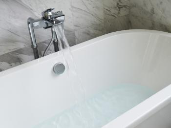حمام آب گرم