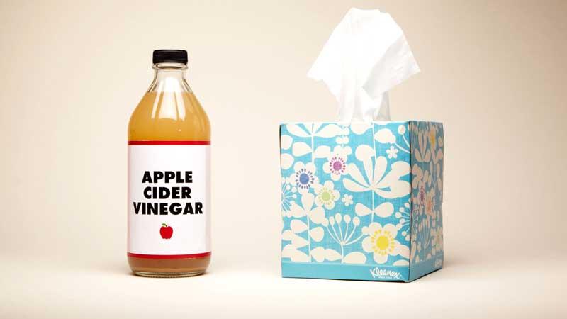 خاصیت های سرکه سیب,