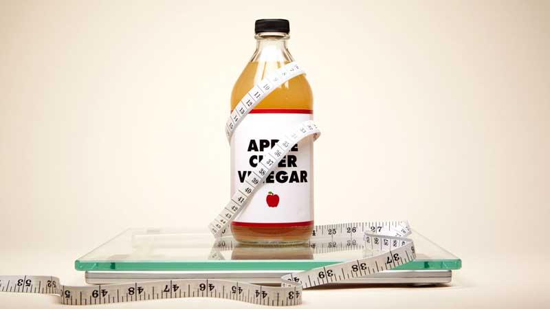 کاهش وزن با سرکه سیب-apple-cider-vinegar-weight
