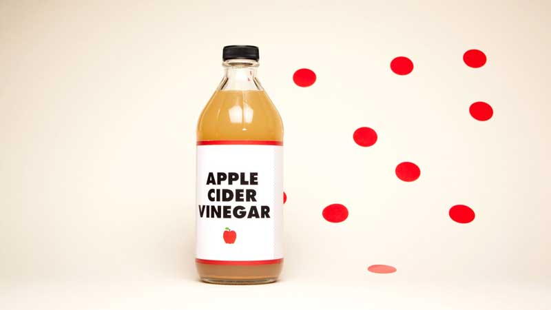 آکنه و سرکه سیب-apple-cider-vinegar-acne