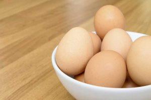 خواص سفیده/زرده تخم مرغ برای پوست
