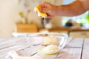 لیمو و ریشه زنجبیل برای درمان سرماخوردگی