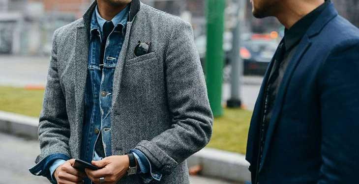 Blouse and tshirt for casual style چطور با استایل روزمره مردانه، خاص و مرتب دیده شویم؟ سلامت
