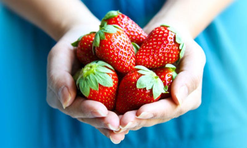 Strawberries 1258307 خواص توت فرنگی   10 خاصیت توت فرنگی برای بدن سلامت