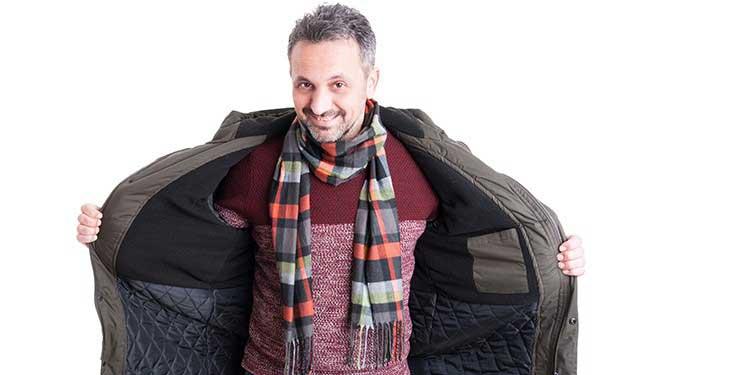 winter outwear for men2 چطور فصل سرد را با بهترین استایل مردانه سپری کنیم؟ سلامت