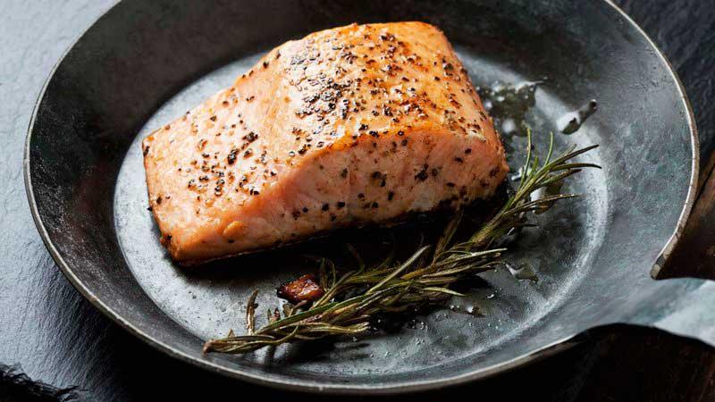 مصرف ماهی برای تقویت مغز