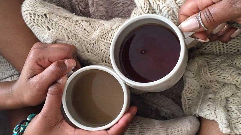 خواص قهوه و چای برای مغز