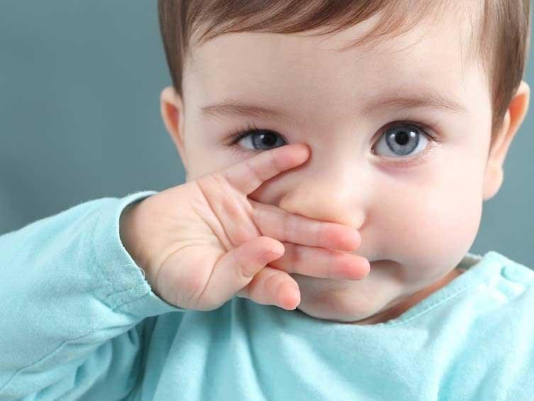 آیا آبریزش بینی کودکان فقط به خاطر سرماخوردگی است؟