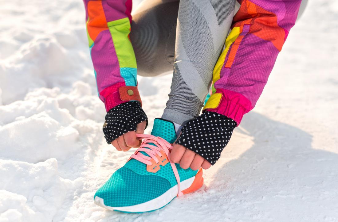 پاهای سرد و درمان آن