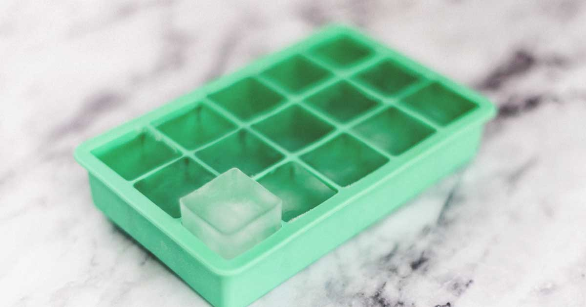 هوس خوردن یخ