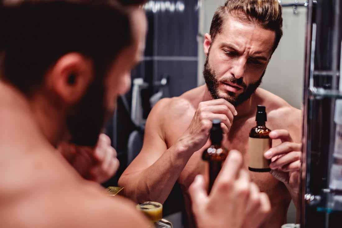دلیل خارش ریش صورت مردان چیست؟