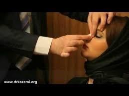 فیلم واقعی عمل و جراحی زیبایی بینی