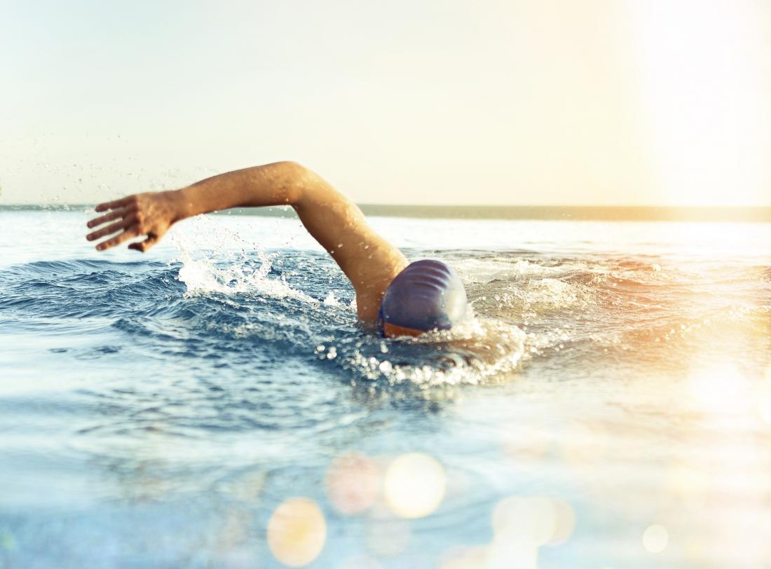 مزایای شنا کردن