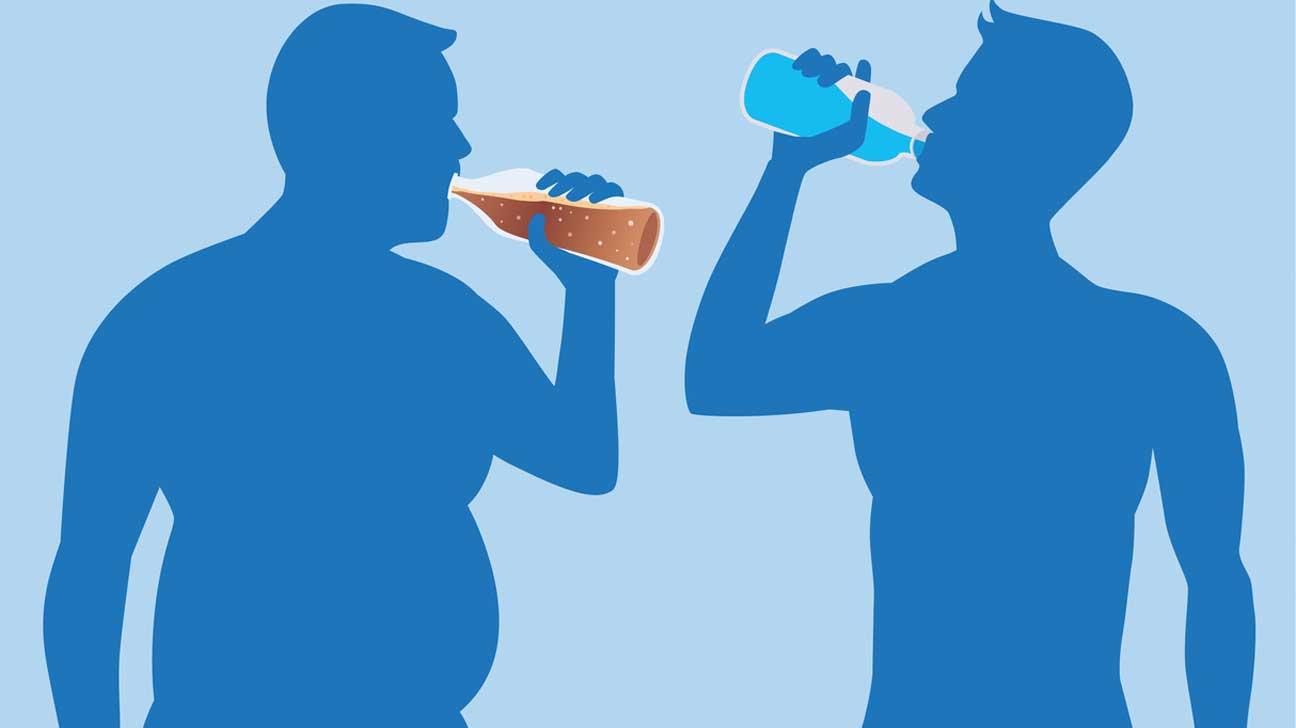 کاهش چربی های شکم