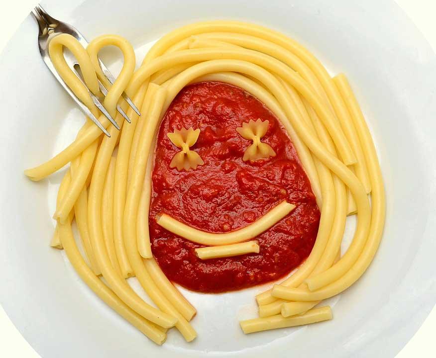 خوردن پاستا چقدر در وزن موثر است؟