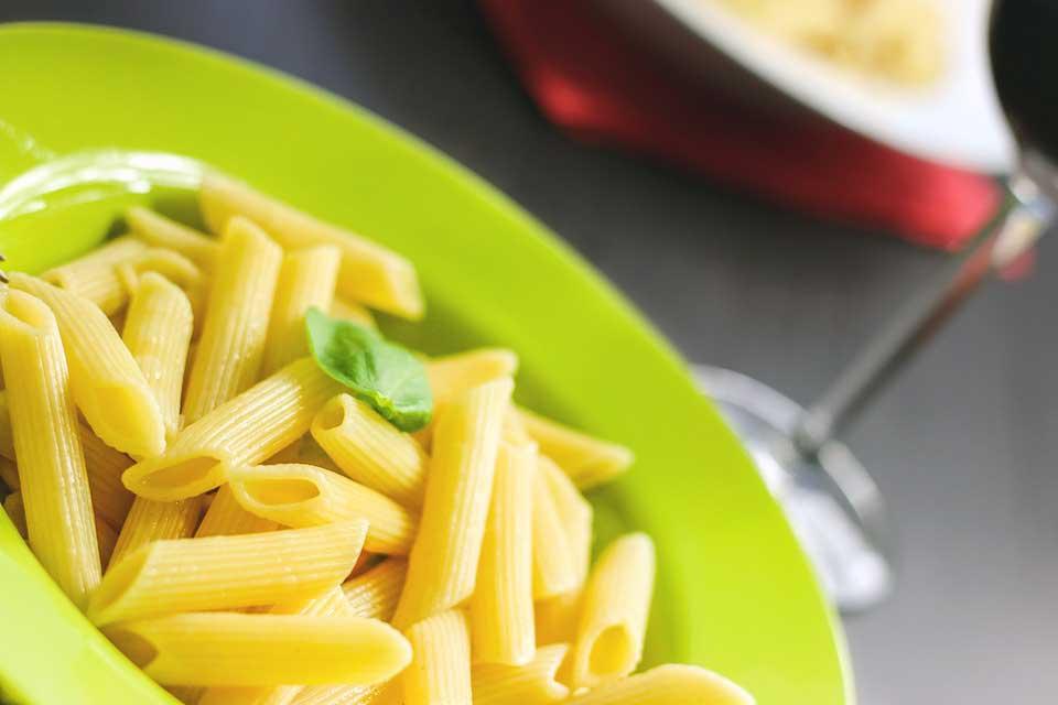 همه چیز درباره استفاده از پاستا در رژیم غذایی