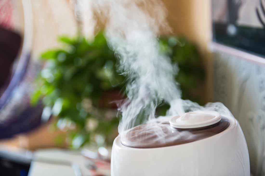 مزایای استفاده از دستگاه بخور گرم