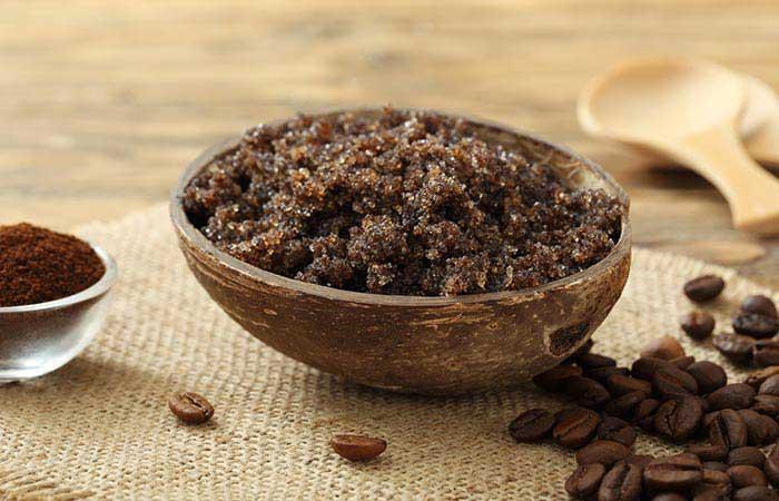 خواص قهوه برای رفع ترکهای پوستی زایمان