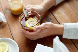 درمان سریع سرماخوردگی در خانه