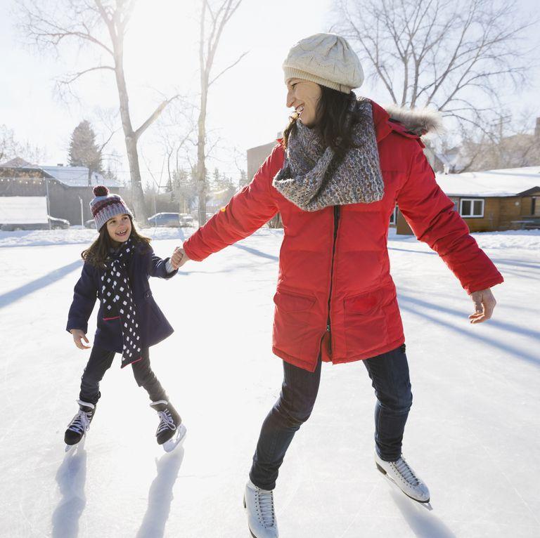 ورزش های مخصوص فصل زمستان