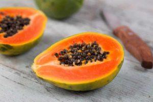 خواص میوه پاپایا (خربزه درختی) چیست؟