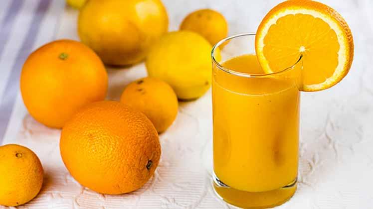 نوشیدنی گریپ فروت پرتقال