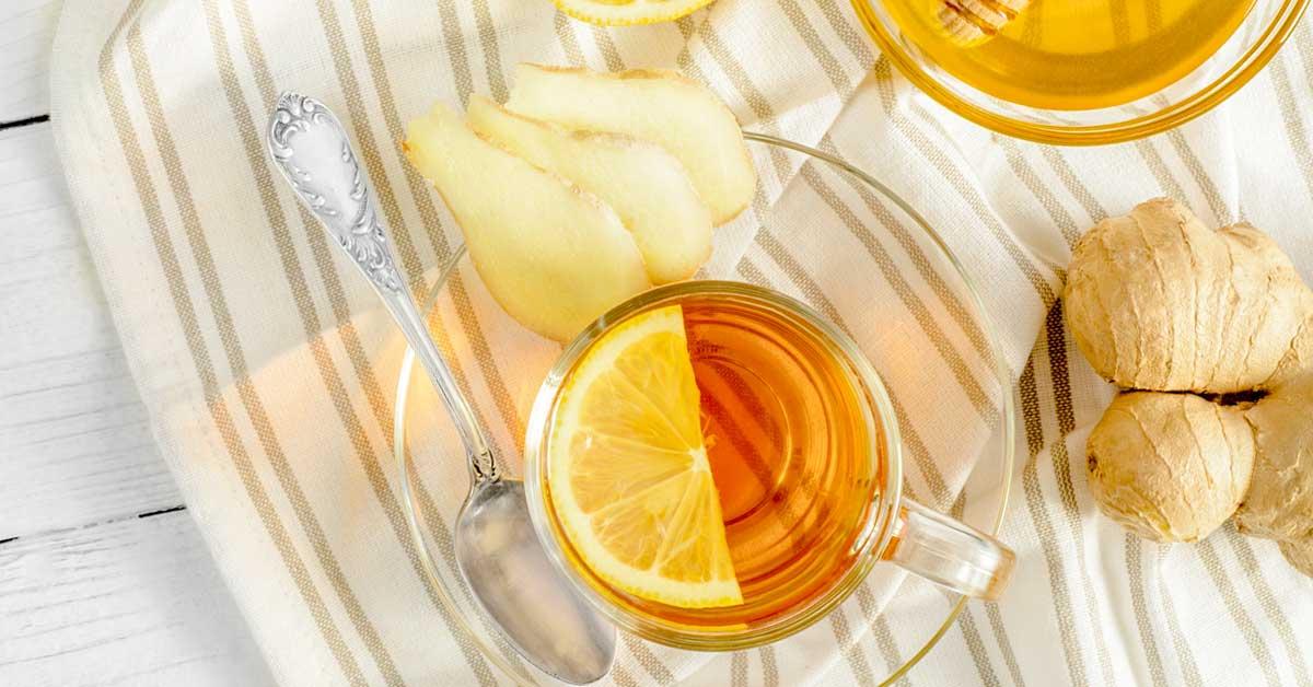 خواص چای زنجبیل