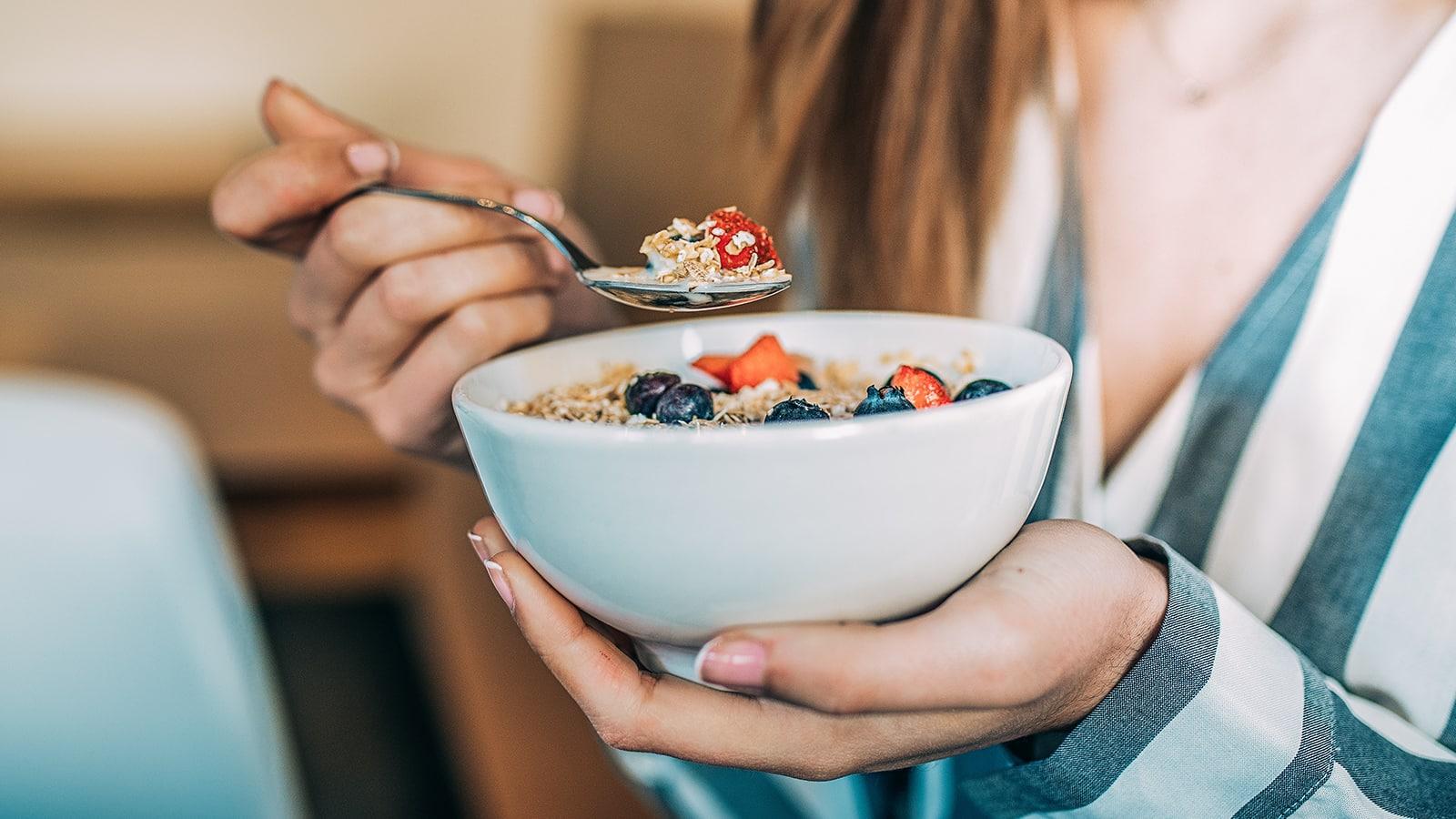 بهترین صبحانه برای لاغری
