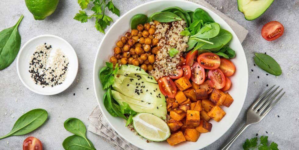 منابع گیاهی سرشار از پروتئین کامل