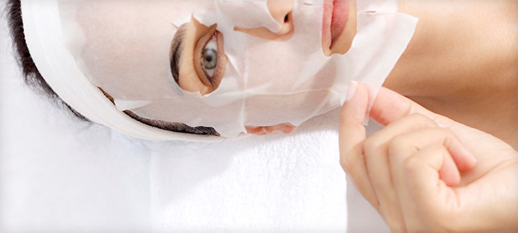 انواع ماسک های پوستی
