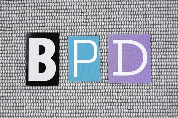 اختلال شخصیت مرزی (BPD)