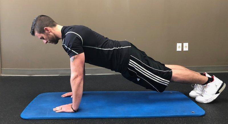 plank yoga