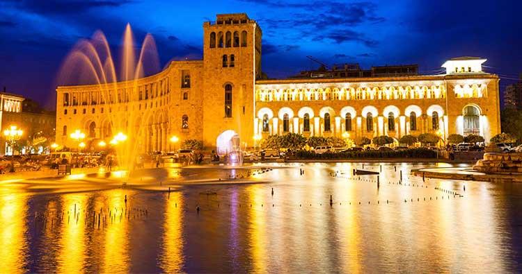 راهنمای سفر به ارمنستان با هواپیما