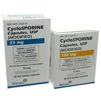 سیکلوسپورین