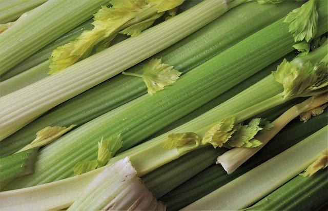 خواص کرفس,خاصیت سبزی کرفس