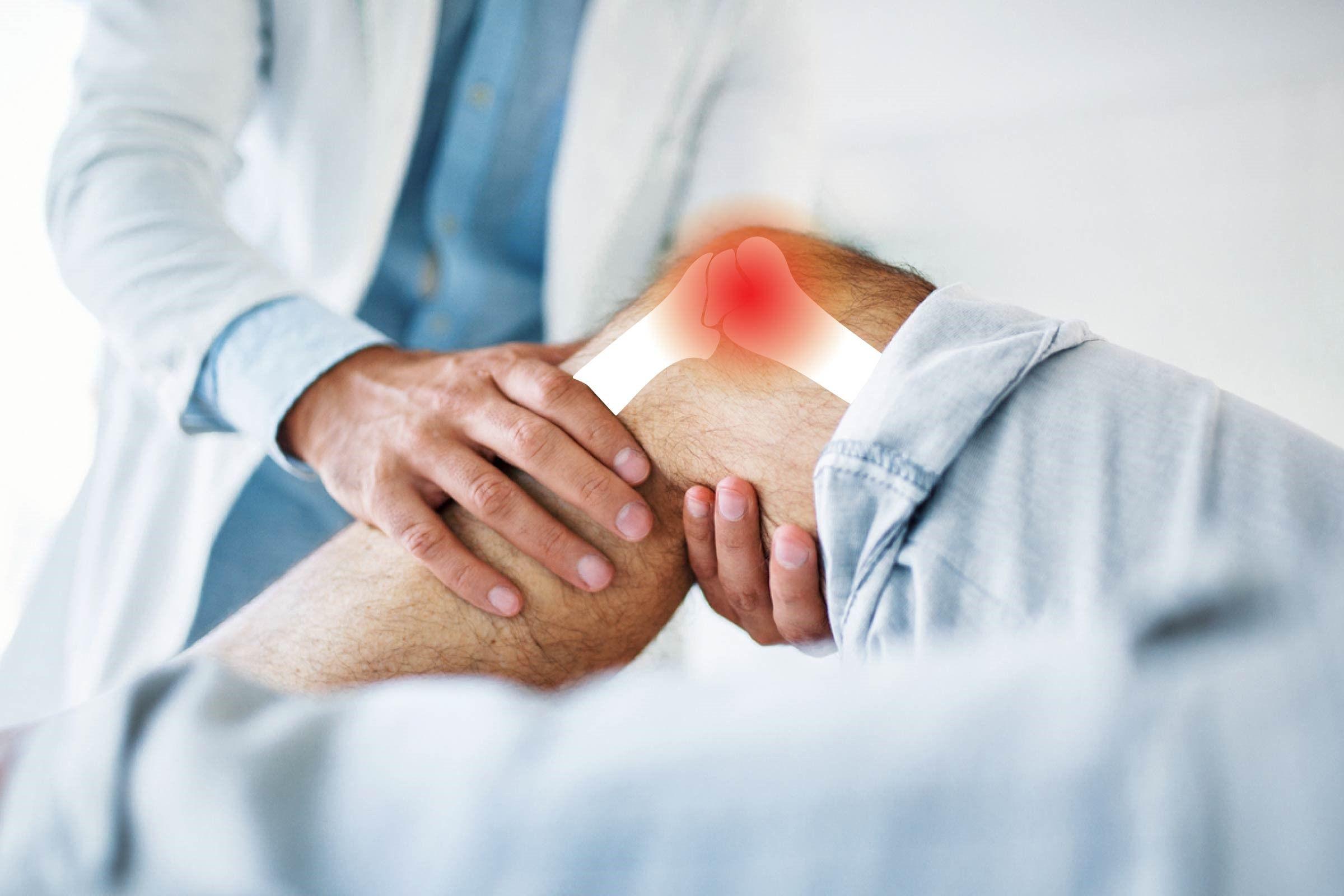مهمترین علل درد پشت زانو