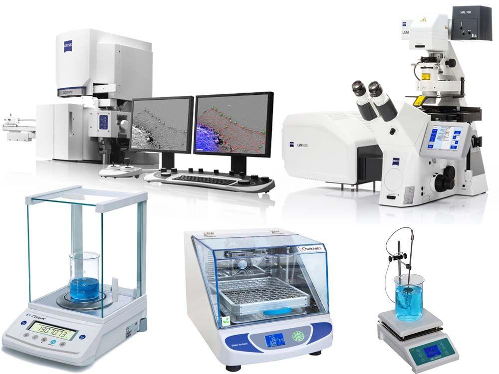 معرفی لیست پرکاربردترین تجهیزات آزمایشگاهی