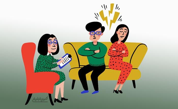 ۶ نشانه که میگوید زمان مراجعه به یک روانشناس رسیده است!