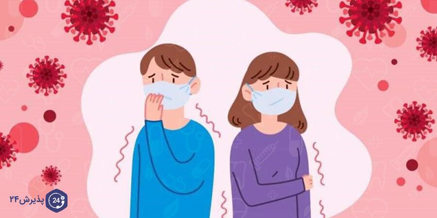 ویروس کرونا و استرس