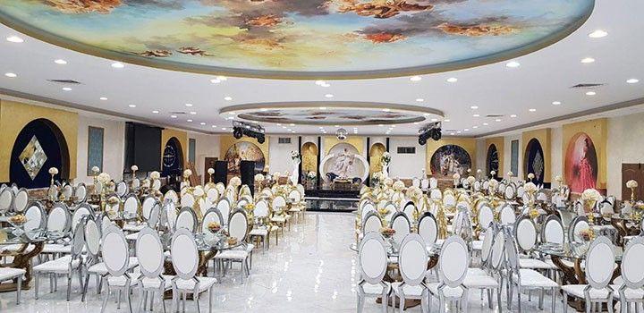 تالار و باغ تالار محلی مناسب برای جشن های عقد و عروسی