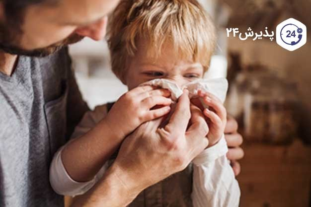 رفع سرفه و خلط سینه | معرفی انواع سرفه با روش درمان