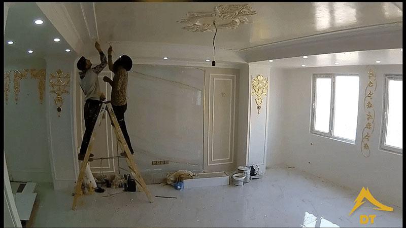 شرکت معماری خوش سابقه برای بازسازی خانه