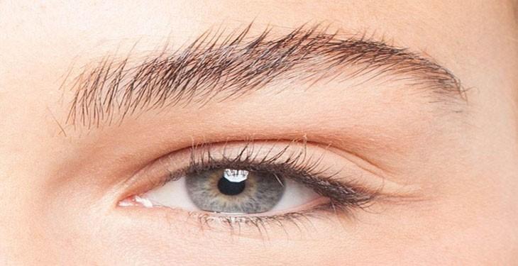 نکات مهم آرایش ابروهای نسبتا خالی برای داشتن ظاهری زیباتر