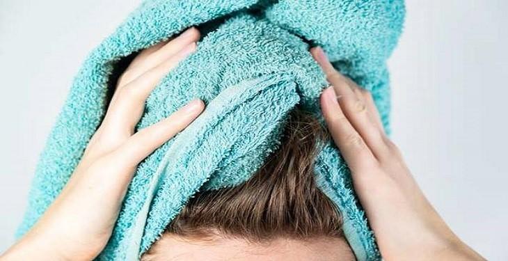 8 قدم اصلی برای خشک کردن مو به روش صحیح