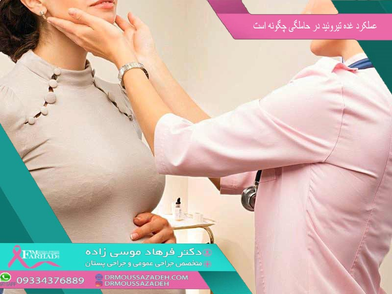 دانستنی های تیروئید در حاملگی برای بانوان